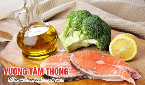 Giảm cholesterol từ thực phẩm ăn vào hàng ngày